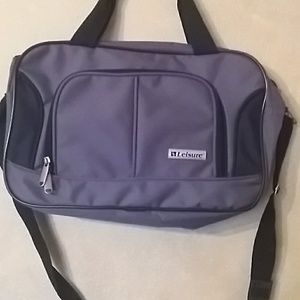 Other - gray travel bag luggage